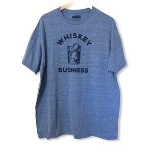 Whiskey Business Graphic Tee—XXL